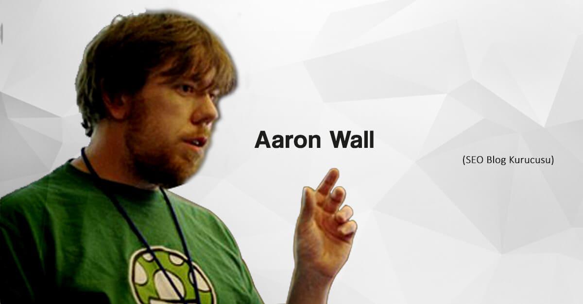 Aaron Wall