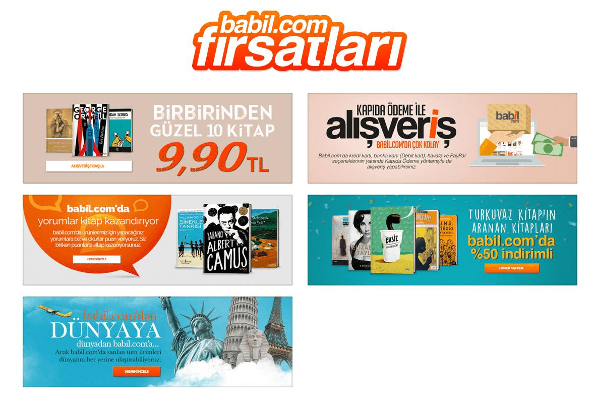 babil.com Örnek Kampanyalar