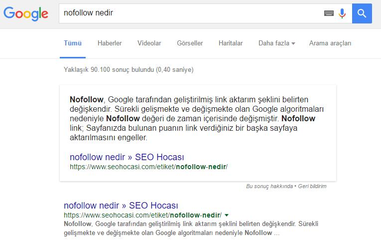 nofollow-nedir